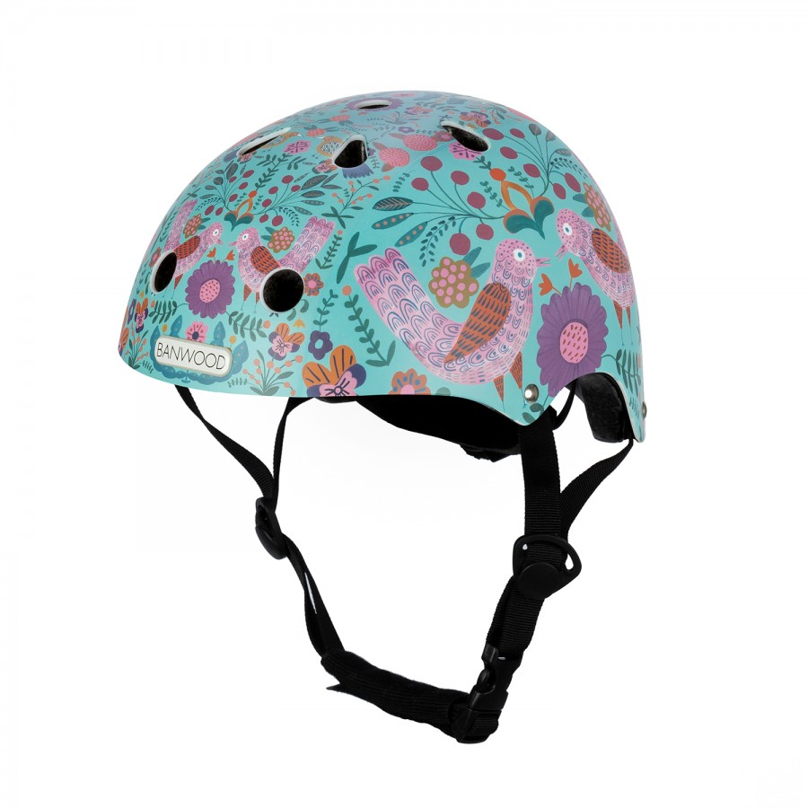 Classic Helmet - Matte Anthropologie Birds