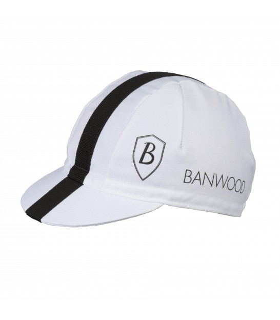 White Cycling Cap | Children's Bike Accessories