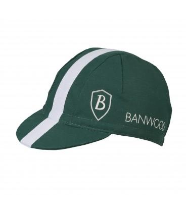 Gorra de ciclismo verde para niños