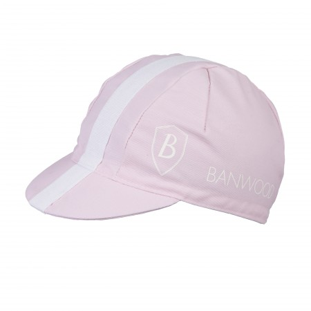 Pink Cycling Cap | Cycling Hat