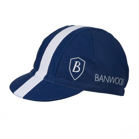 blue cycling cap for kids