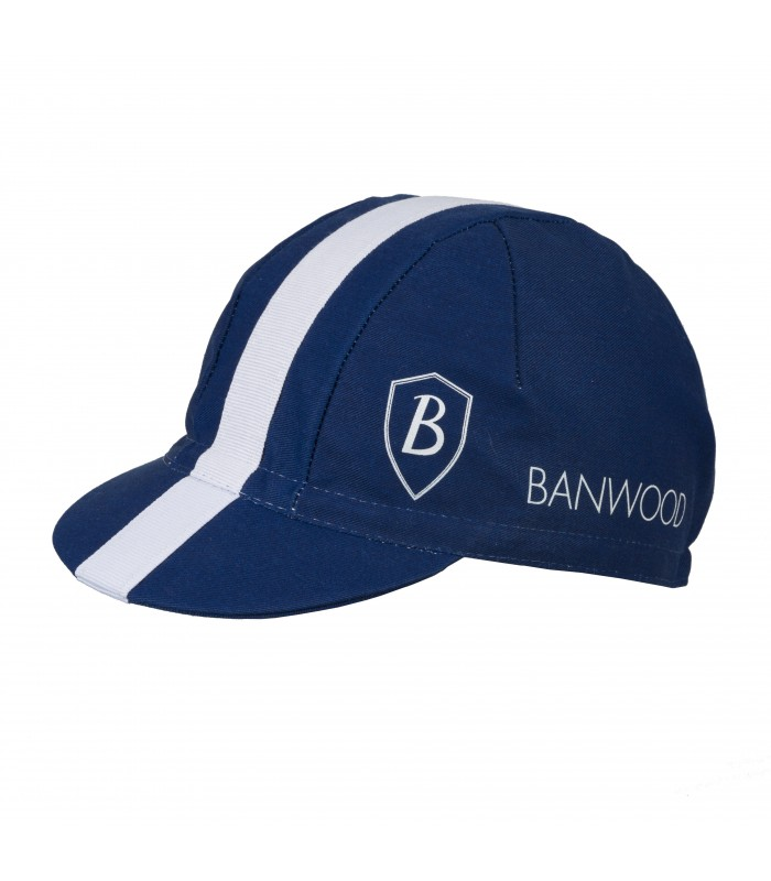 Blue cycling cap bicycle related gifts