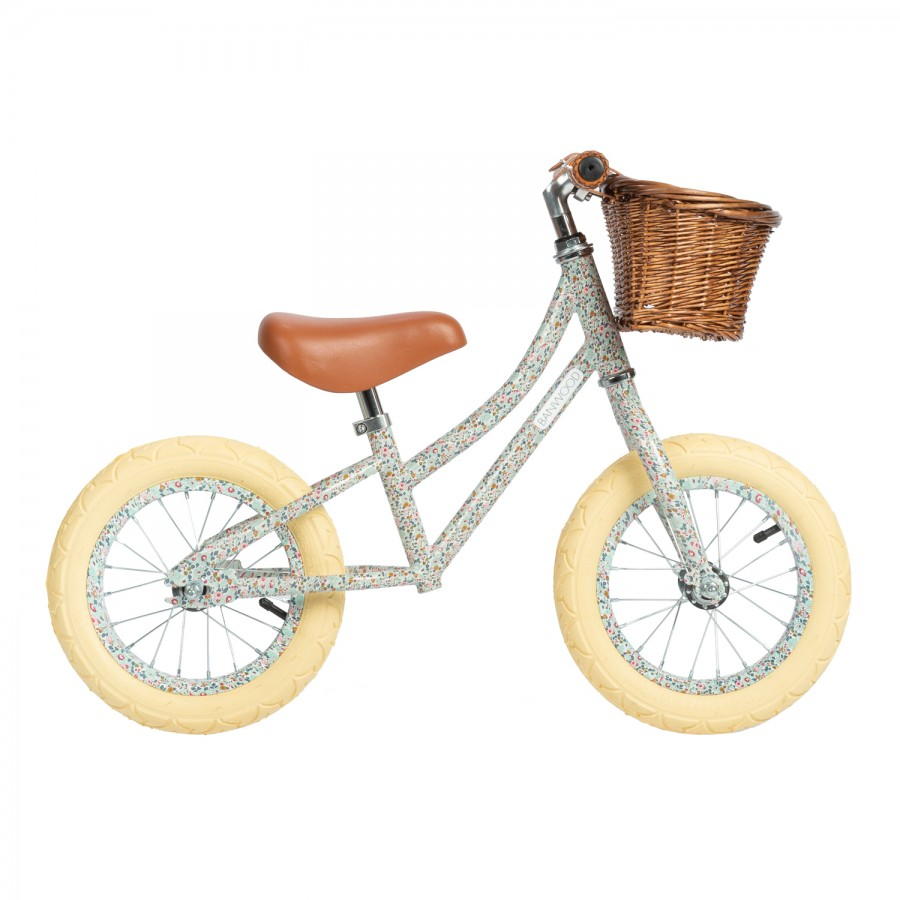 Liberty London Flower bicycle, Liberty London Banwood, Liberty London balance bikes, Liberty London floral, Liberty London Betsy