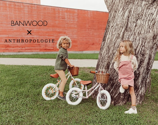 Banwood x Anthropologie