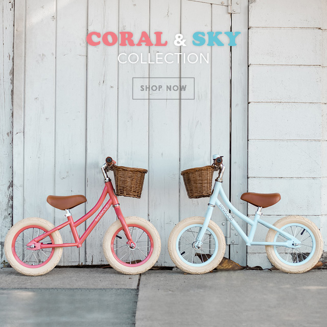 Coral & Sky Collection