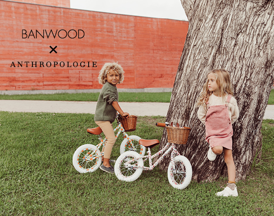 Banwood x Anthropologie Collection